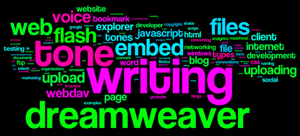Web Development Blog Wordle