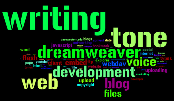 Web Development Blog Weighted Wordle