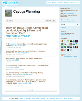 Cayuga Planning on Twitter
